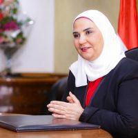 """وزيرة التضامن: """"تكافل وكرامة"""" برنامج تنموى استثمارى شامل لدعم فئات المجتمع"""