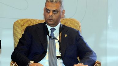 علاء الزهيرى، رئيس الاتحاد المصرى للتأمين