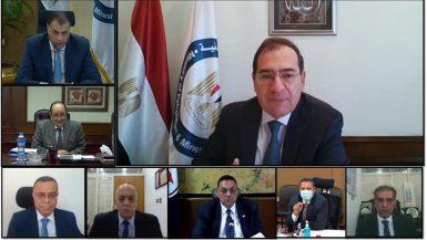 وزير البترول: مستمرون فى تطوير ورفع كفاءة منظومة تسويق المنتجات البترولية