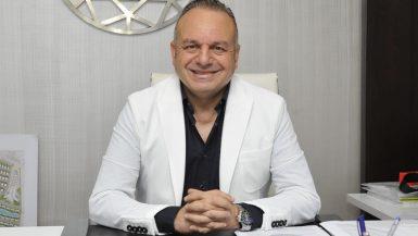 هشام الدناصورى الرئيس التنفيذى شركة جميرا إيجيبت للاستثمار العقارى