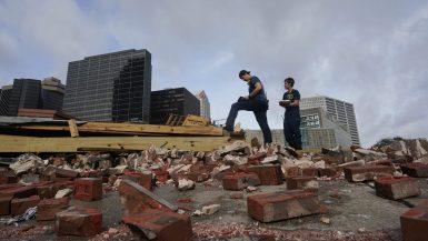 خسائر شركات التأمين من إعصار إيدا