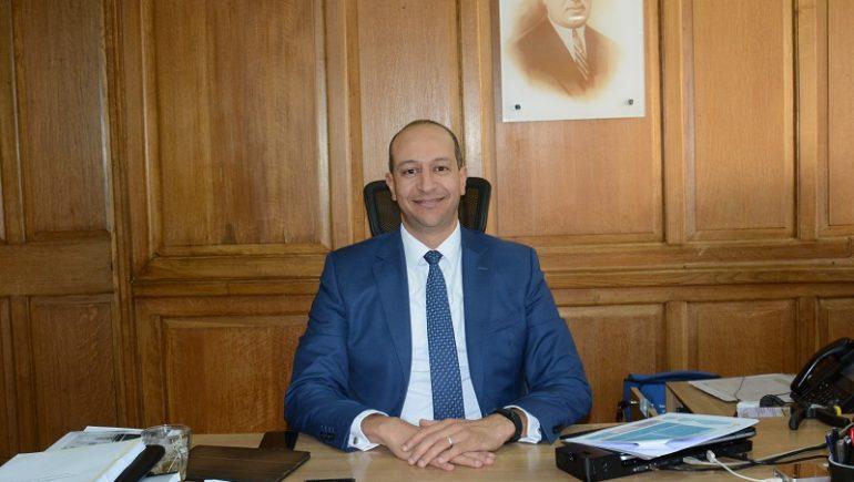 شريف البحيرى العضو المنتدب لشركة مصر للابتكار الرقمي- بنك مصر الرقمى