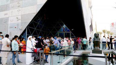 """""""جامع"""": 80 ألف زائر للجناح المصرى فى """"إكسبو دبى"""" من مختلف أنحاء العالم"""