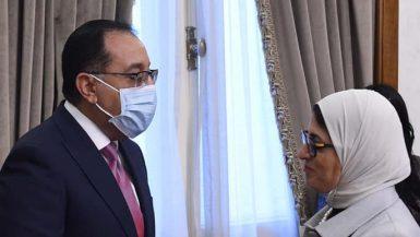"""وزيرة الصحة: تراجع معدل الإصابات والوفيات الأسبوعى بفيروس """"كورونا"""""""