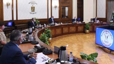 رئيس الوزراء: مشروع الدلتا الجديدة يستهدف تحقيق الأمن الغذائى والحد من استيراد السلع الاستراتيجية