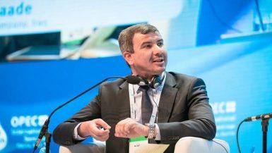 وزير النفط العراقى إحسان عبد الجبار