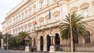 بنك إيطاليا